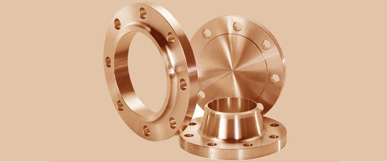 Copper-nickel EEMUA 145 flanges