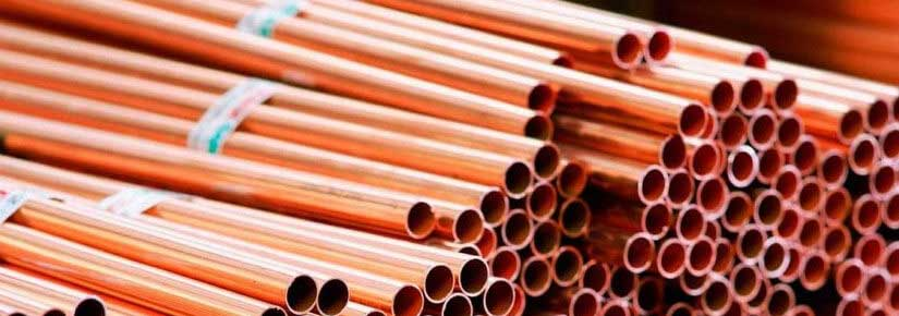 ASTM B466 90/10 Copper Nickel Seamless Pipes
